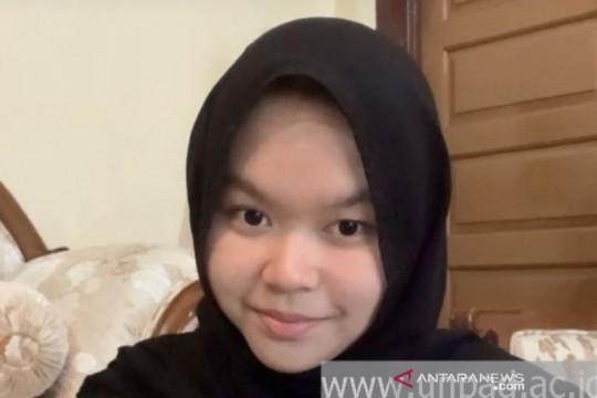 Remaja putri 16 tahun lolos jadi mahasiswa Fakultas Hukum Unpad