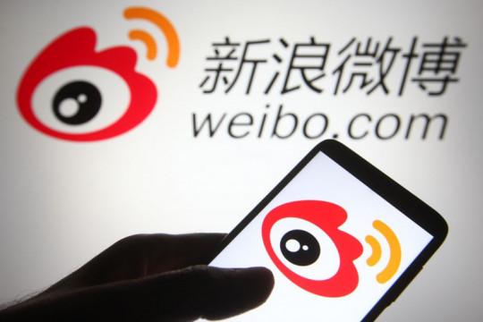 1.389 pemilik akun Sina Weibo dilarang unggah status