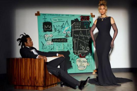 Beyonce kenakan kalung berlian ikonik dalam kampanye Tiffany & Co.