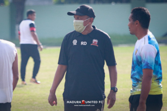 Coach RD kecewa hasil imbang lawan PSM Makassar