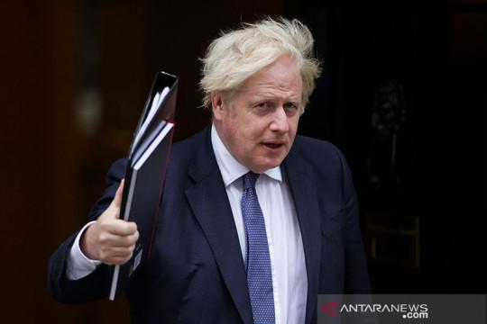 Boris Johnson: G7 setujui rencana berurusan dengan Taliban