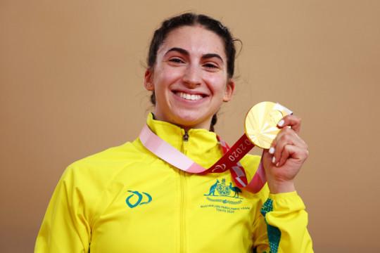 Australia beri bonus yang sama bagi atlet Paralimpiade dan Olimpiade