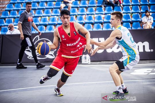 Timnas 3x3 putra telan dua kekalahan di FIBA World Cup U-18