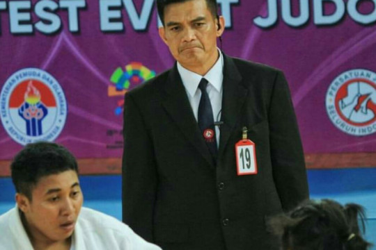 PB PJSI tunjuk Erliyanto sebagai wasit di PON XX Papua