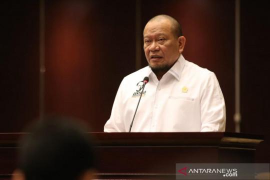 Ketua DPD RI minta metode distribusi vaksin ke daerah diperbaiki