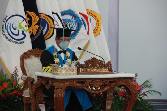 Menteri Trenggono wisuda 1.210 lulusan pendidikan lingkup KKP