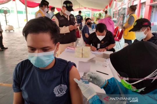 Kanwil Kumham DKI catat 14.437 warga binaan telah divaksin