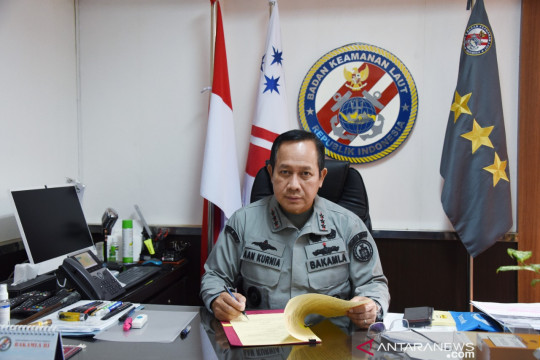 RDP Komisi I, Bakamla dorong RUU Kamla masuk Prolegnas 2022
