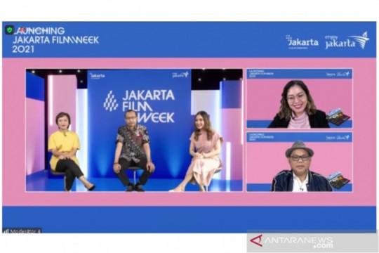 Dukung industri film, Disparekraf DKI inisiasi Jakarta Film Week