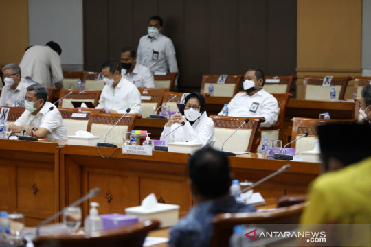 Legislatif apresiasi kinerja Kemensos atas penyaluran bansos COVID-19