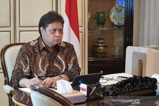 Menko Airlangga: Kolaborasi kunci pemulihan ekonomi nasional