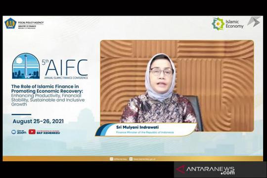 Menkeu: Keuangan syariah elemen kunci ciptakan stabilitas keuangan
