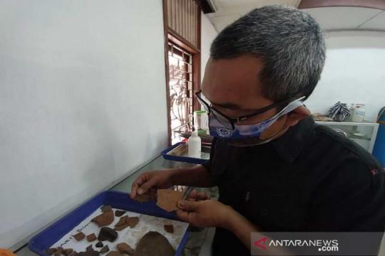 Ekskavasi BKB di Bojong Mendut temukan pecahan tembikar