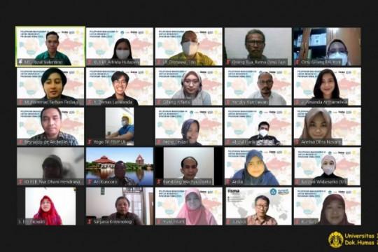 UI berangkatkan mahasiswa beasiswa IISMA ke universitas Asia-Eropa-AS