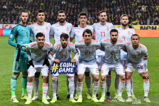 Spanyol tidak panggil Thiago dan Pedri jelang kualifikasi Piala Dunia