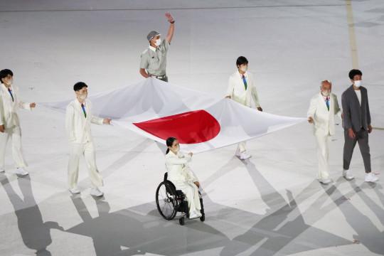 Paralimpiade dan tradisi menghormati pekerja kesehatan