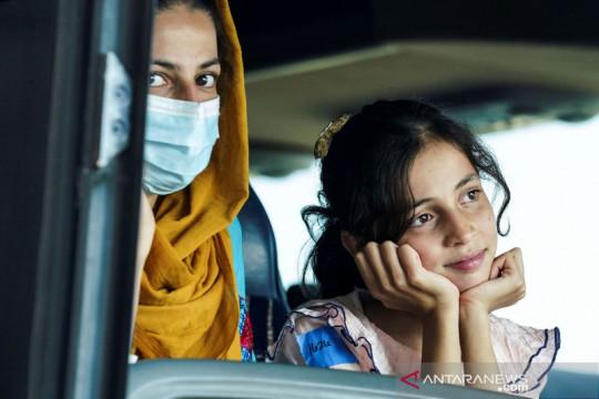 Pengungsi Afghanistan tiba di Virginia, AS