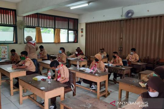 33 sekolah di Jakarta Selatan gelar belajar tatap muka