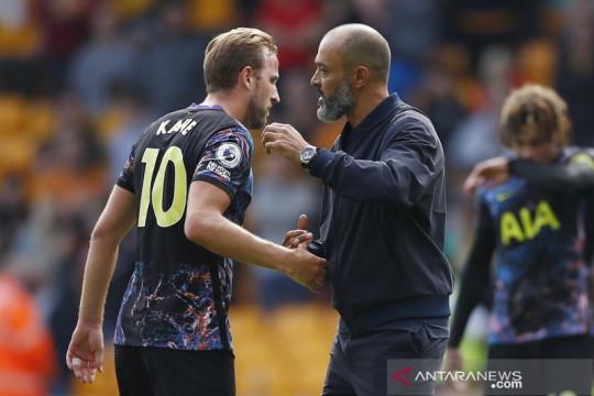 Nuno Santo sumringah sambut komitmen Harry Kane bertahan di Tottenham