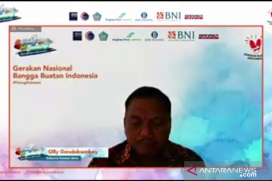 """Gernas BBI, Gubernur targetkan UMKM Sulut """"go digital"""""""