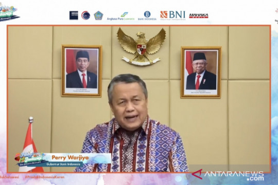 Gernas BBI Sulawesi, BI ajak UMKM dan pelaku wisata gunakan QRIS