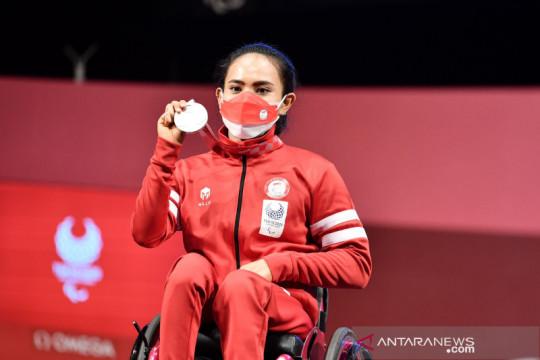 Ni Nengah Widiasih rebut perak Paralimpiade gegara protes pelatih