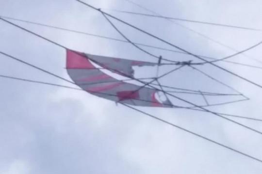 PLN Jatim: 43 kali gangguan layang-layang padamkan listrik