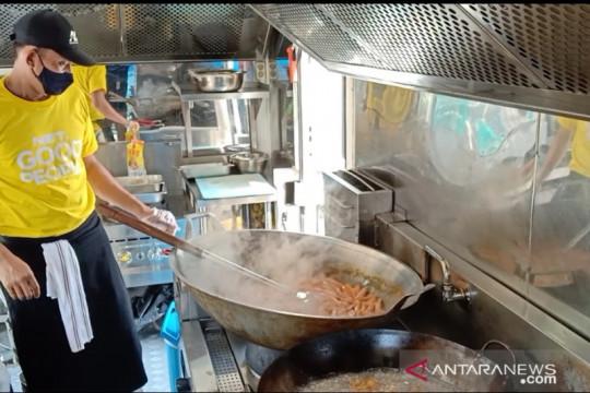 Relawan NET-ACT sebar 3.000 makanan bagi tenaga kesehatan Jabodetabek