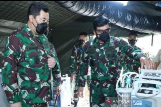 Panglima TNI gunakan booster vaksin MSC