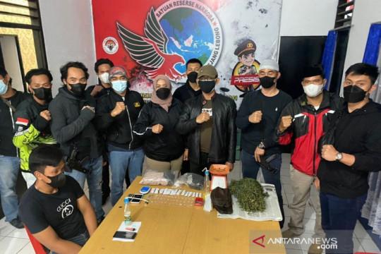 Polisi ungkap peredaran narkoba di perdesaan Rejang Lebong