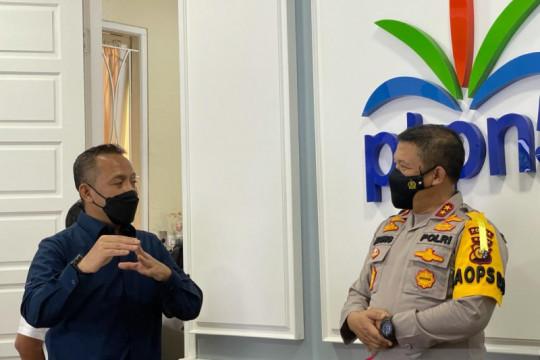 Polda Riau siap mengamankan produk sawit rawan pencurian