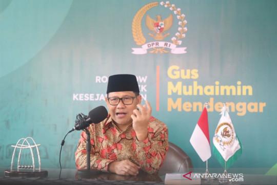 Gus Muhaimin ingin kebudayaan menjadi lokomotif pembangunan Indonesia