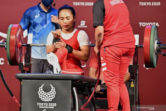 Round-up: Widiasih raih medali pertama, kans para-tenis meja terbuka