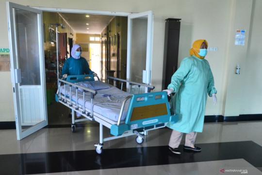 Kasus positif COVID-19 menurun di Kudus, rumah sakit tutup ruang isolasi