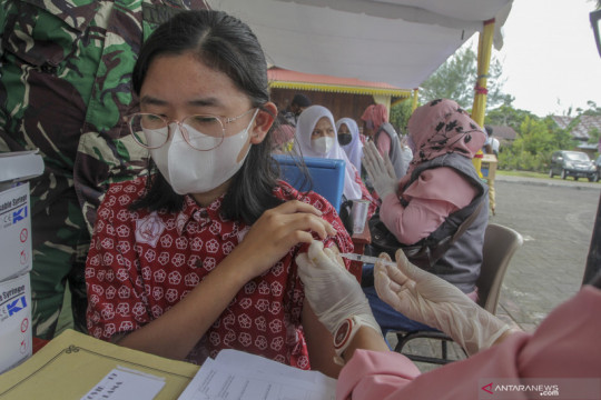 Pasien terinfeksi COVID-19 varian delta di Riau 28 orang