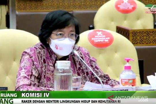 Menteri LHK sebut AMDAL TN Komodo akan diserahkan ke UNESCO