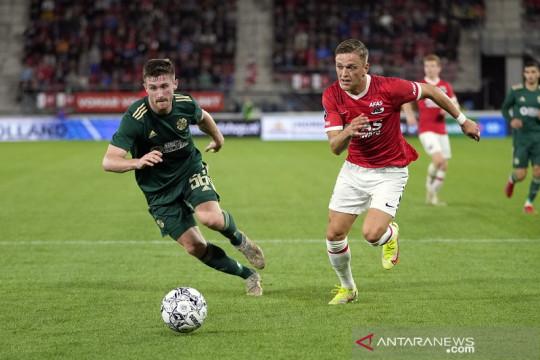 Celtic tetap lolos ke fase grup Europa walau kalah 1-2 di markas AZ