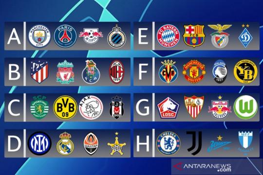 Penonton tim tamu boleh saksikan laga kompetisi UEFA mulai pekan depan