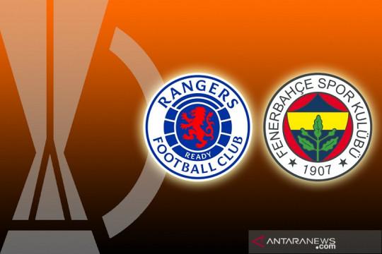 Rangers dan Fenerbahce dua tim pertama lolos dari playoff Liga Europa