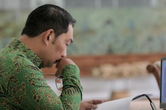 Ridwan Kamil: BOR RS rujukan COVID-19 di Jabar 22 persen