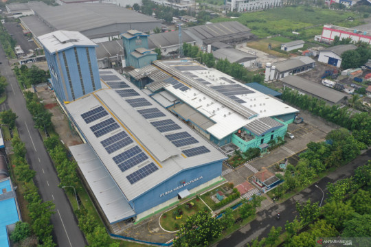 DPR dorong kawasan industri gunakan energi terbarukan