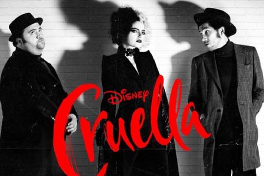 """""""Cruella"""" tayang di Disney+ mulai hari ini"""