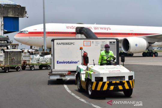 Indonesia kembali terima 6,08 juta dosis vaksin COVID-19