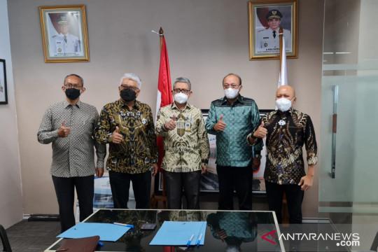Widi Amanasto, sosok berprestasi Dirut baru PT Jakpro