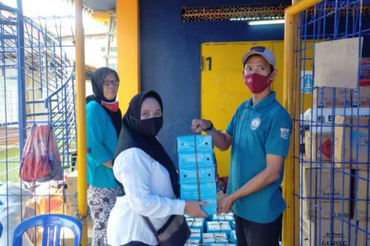 Bantuan makanan korban kebakaran Kampung Melayu hingga 7 September