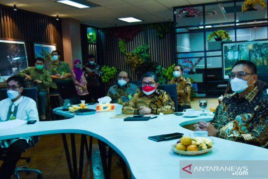 "KLHK: Dokumen ""net sink"" FoLU bawa Indonesia capai NDC 2030"
