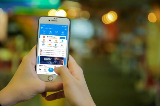 DANA v.2.0 perkaya pengalaman transaksi digital