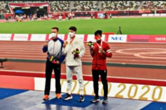 (Round up) Saptoyogo ke final, enam wakil para-badminton ke semifinal