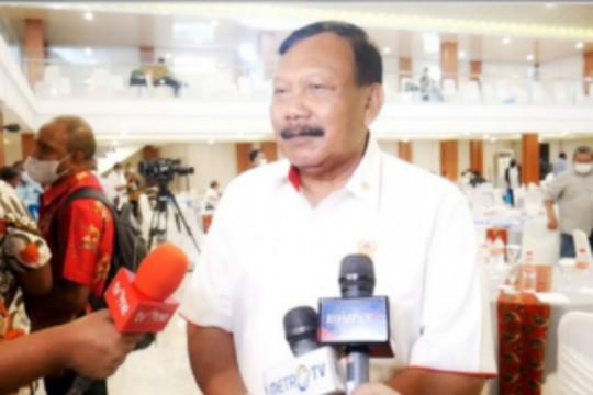 Pengawas PON Papua ingatkan kapasitas arena maksimal 25 persen