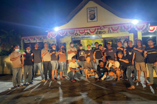 Polda Jambi menangkap pelaku pembunuhan di Aceh bersembunyi di Jambi